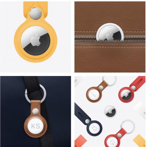 Appleは、AirTagを使って荷物を見失うことがないようにしたいと考えています。
