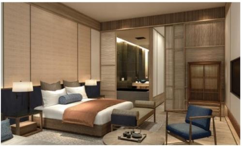 ヒルトンオナーズ「LXR ホテルズ&リゾーツ」京都をポイントで予約できるようになりました。1