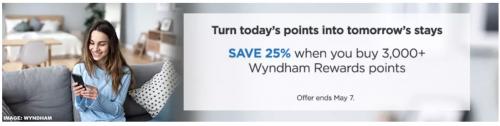 ウィンダムリワード ポイント購入で25%OFFキャンペーン