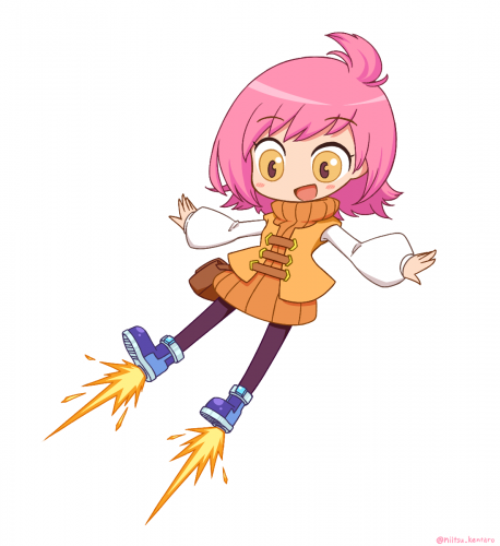 フェノトピア ロケットブーツ01