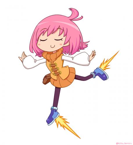フェノトピア ロケットブーツ03