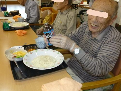 手作り昼食会