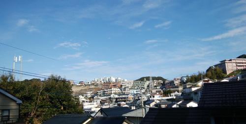 25日いい天気