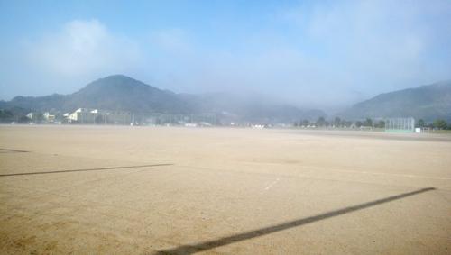 17日霧がスゴイ2