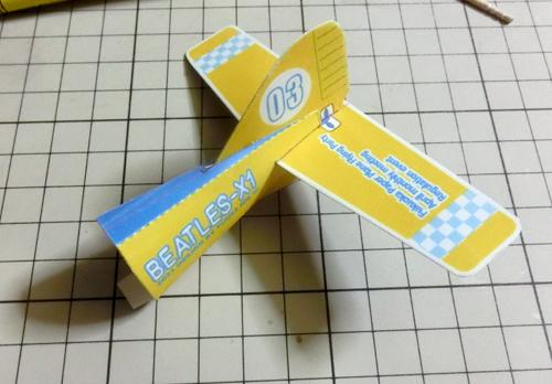 ビートルズX1作り方24