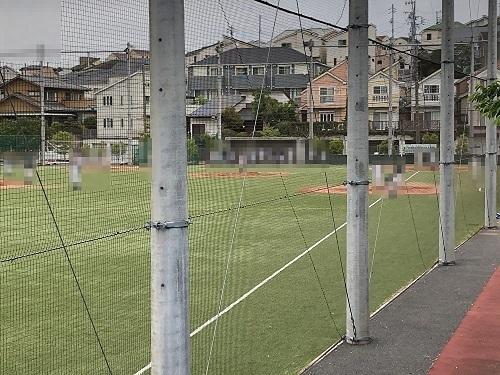名門男子校野球部
