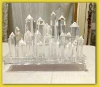 六角柱水晶