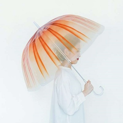 アカクラゲの傘
