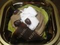 抹茶とほうじ茶のモンブラン