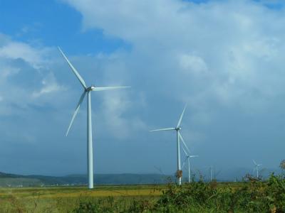 今金風力発電