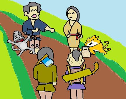 コロンとソラのタイムスリップ 第4編 30