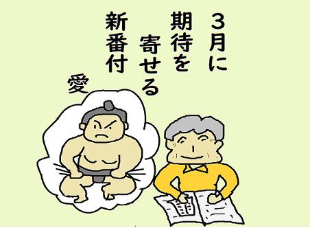 川柳 3年2月 新 愛