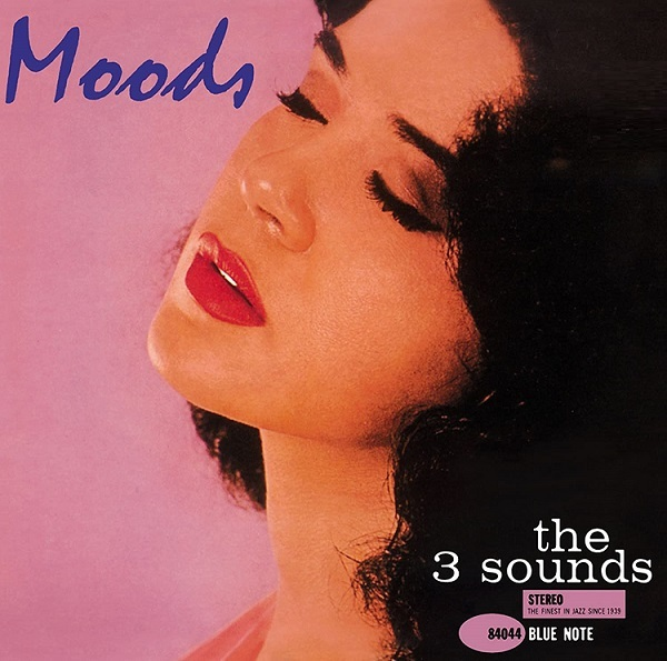 The Three Sound Moods Blue Note BST 84044