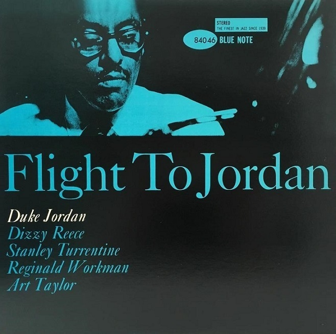 Duke Jordan Flight To Jordan Blue Note BST 84046