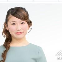 金田優香アナ