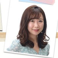 熊谷彩花アナ