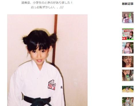 堀江聖夏 公式ブログ