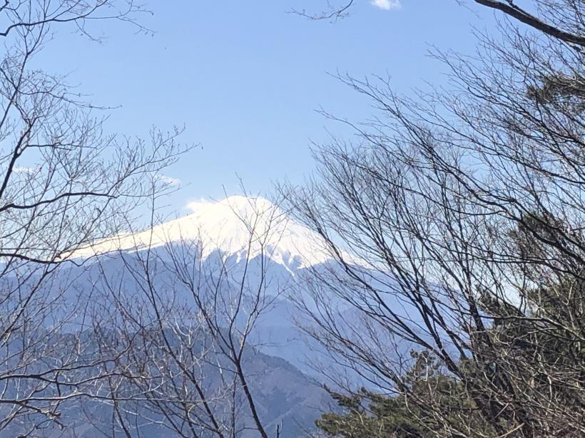 百蔵山87