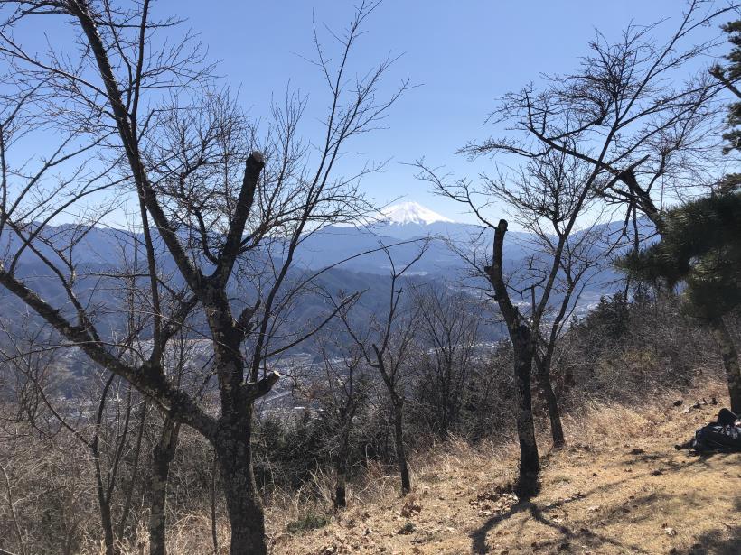 百蔵山172