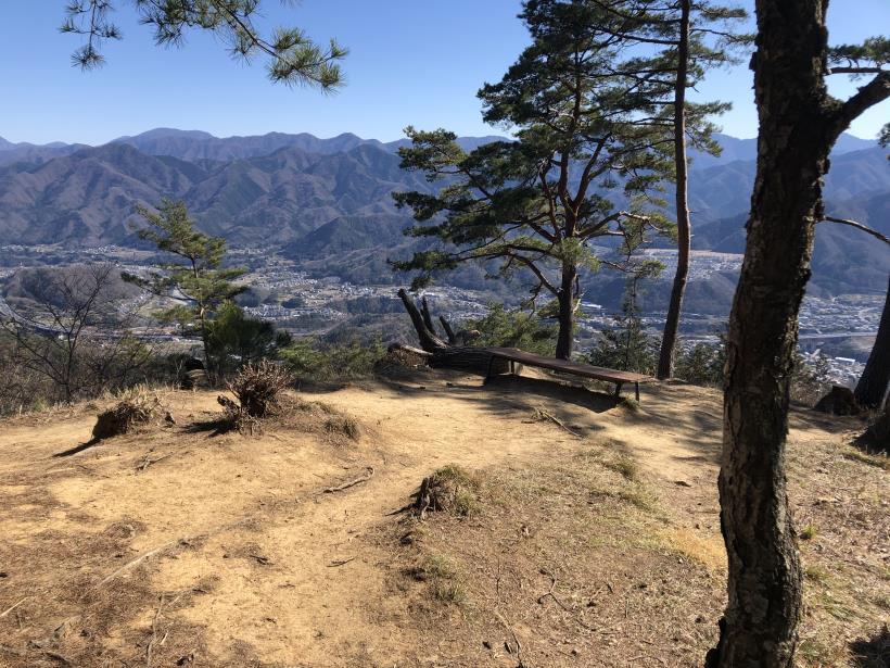 百蔵山194