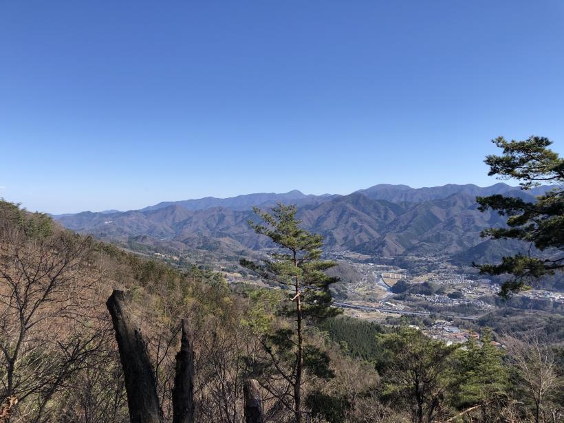 百蔵山196