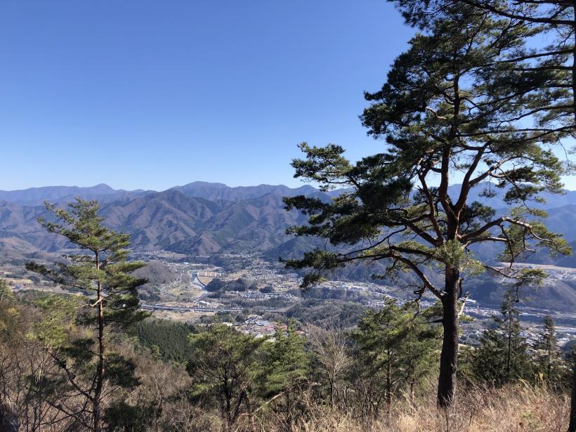 百蔵山197