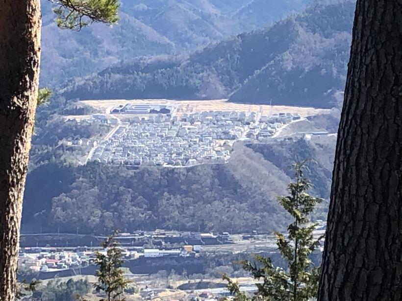 百蔵山200
