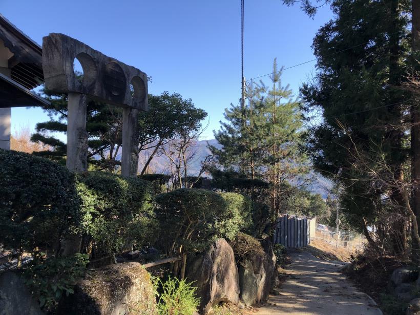百蔵山217