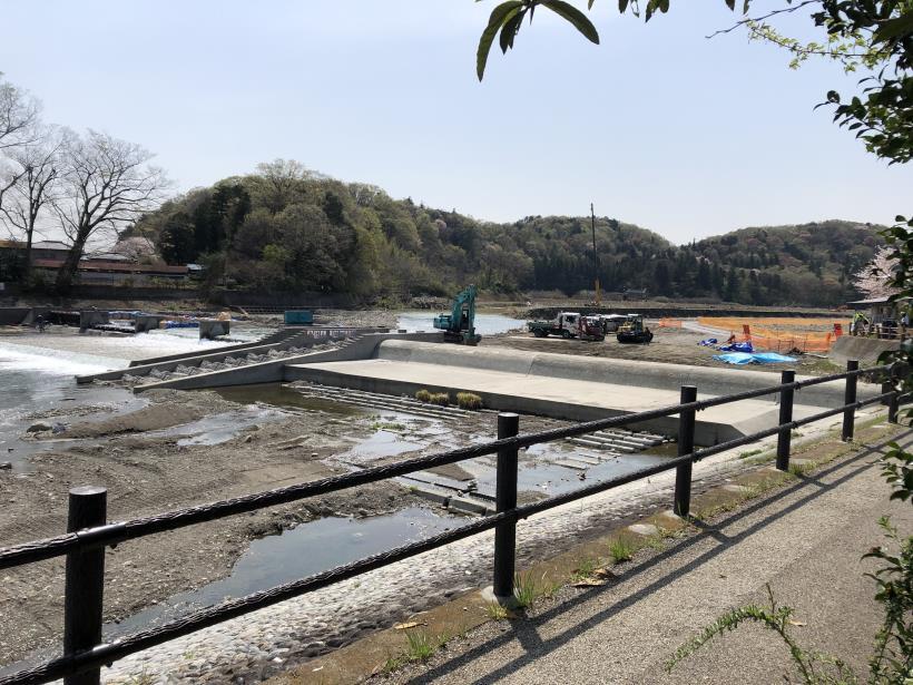 秋川サイクリングロード03