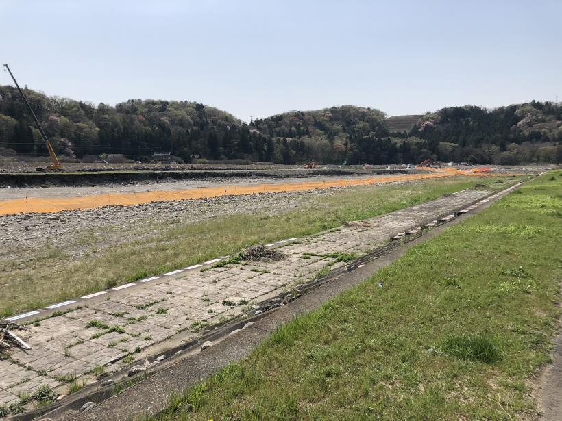 秋川サイクリングロード04