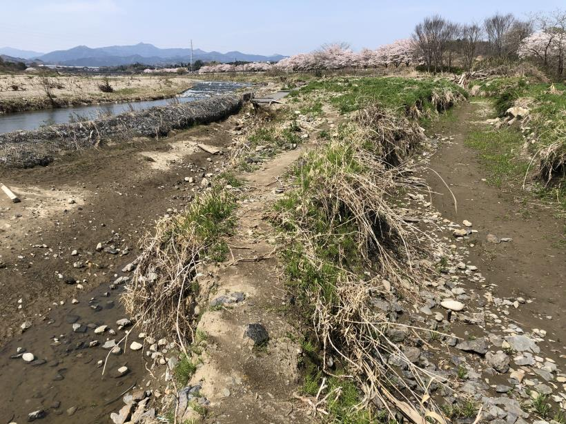 秋川サイクリングロード12
