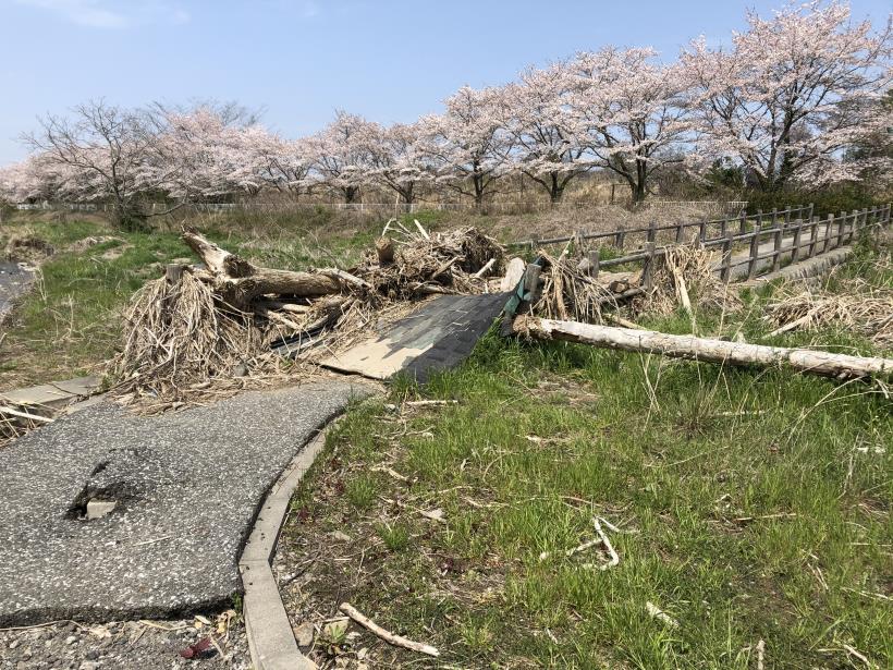 秋川サイクリングロード20