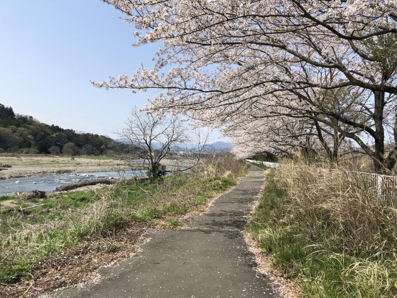 秋川サイクリングロード22