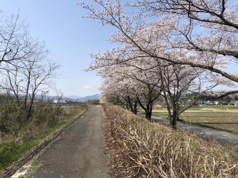 秋川サイクリングロード23