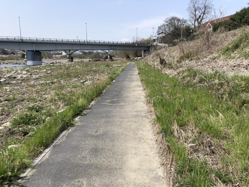 秋川サイクリングロード25