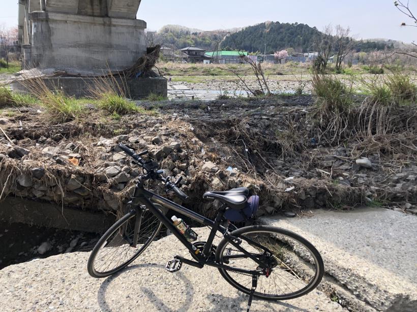 秋川サイクリングロード28