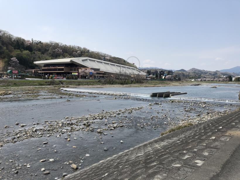 秋川サイクリングロード39