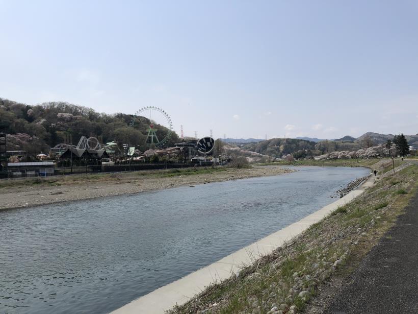 秋川サイクリングロード40