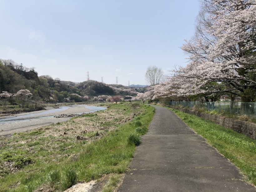 秋川サイクリングロード41