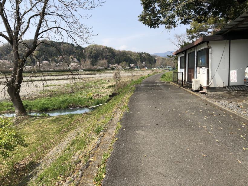 秋川サイクリングロード43
