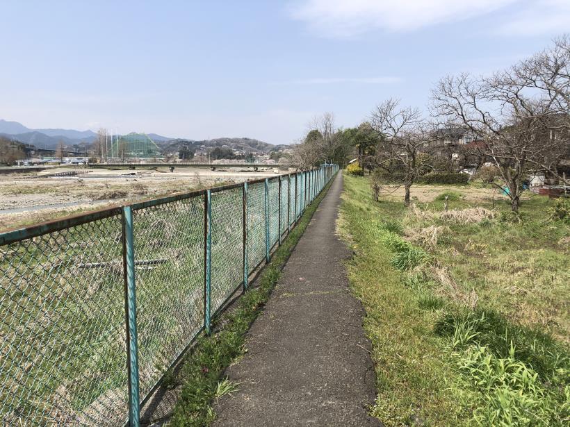 秋川サイクリングロード44