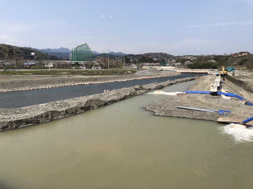秋川サイクリングロード46