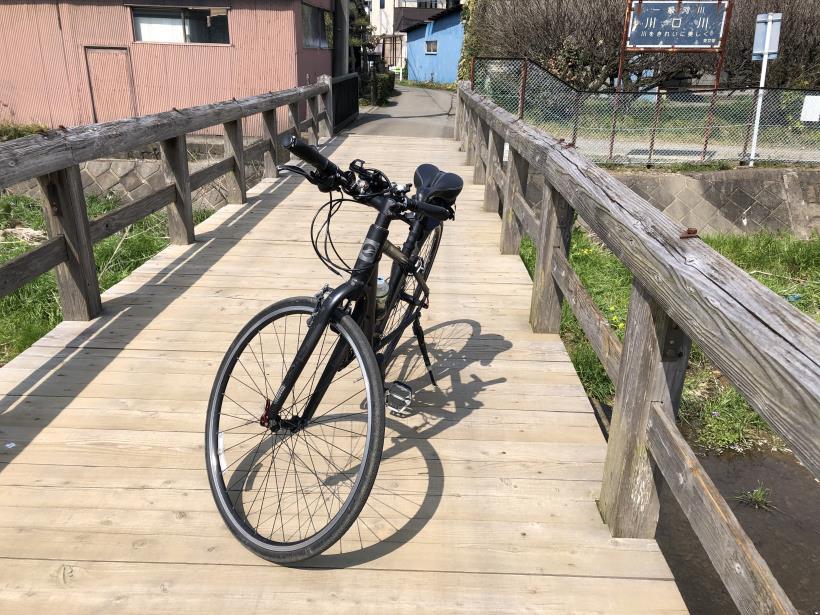 秋川サイクリングロード55
