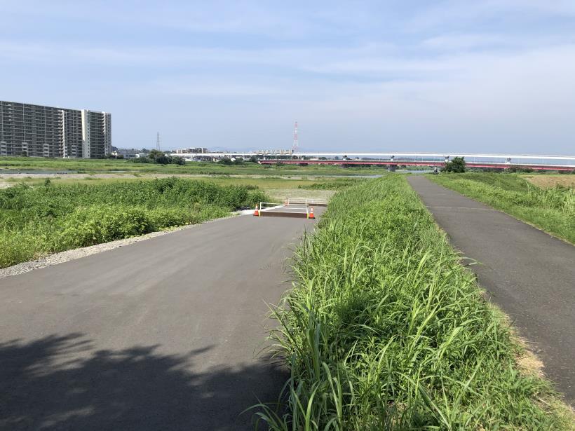 樽沢林道と金比羅山02