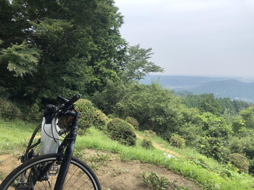 樽沢林道と金比羅山47