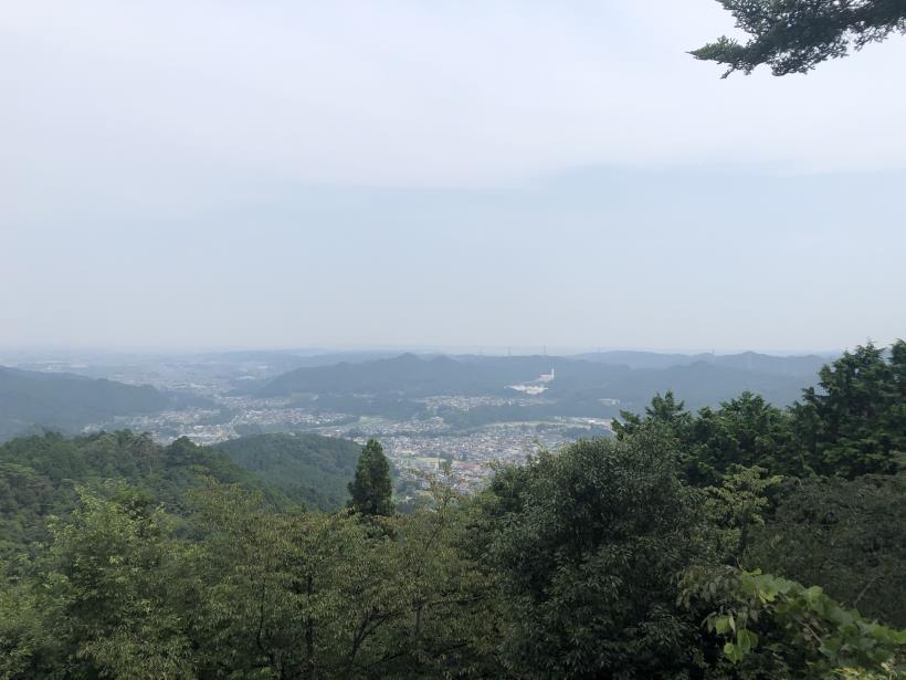 樽沢林道と金比羅山53