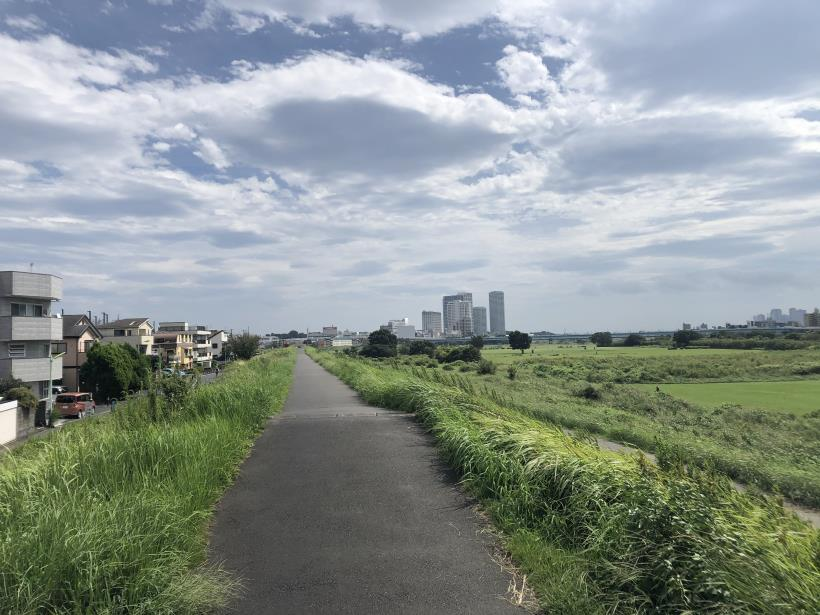 多摩川河口10