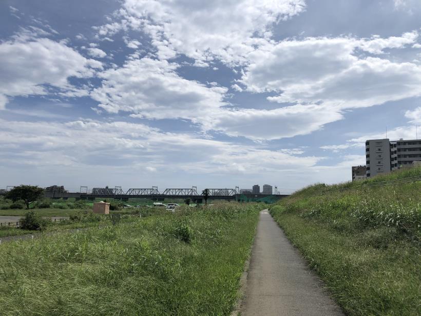 多摩川河口18