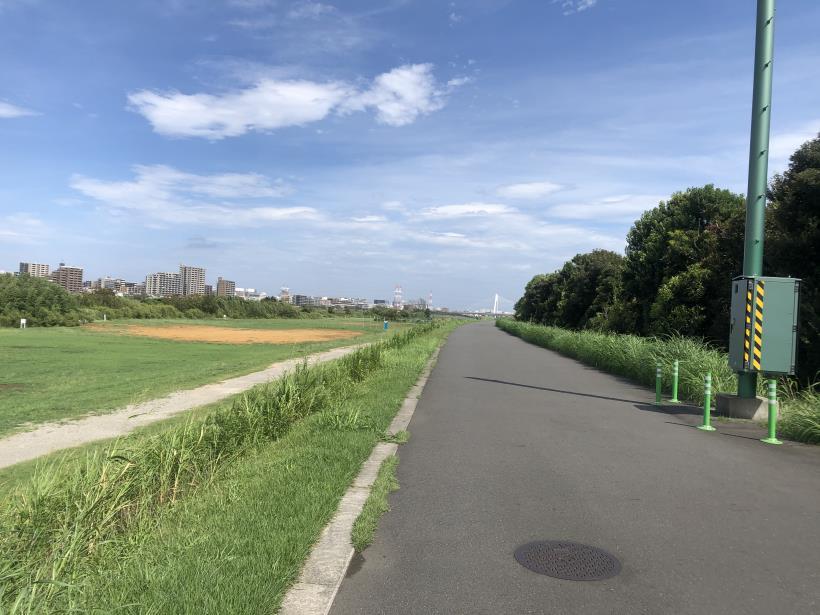 多摩川河口25