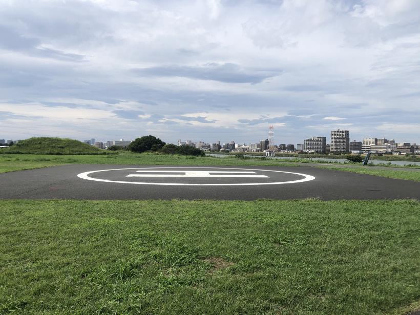 多摩川河口31